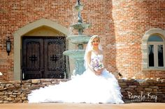 Photo courtesy of Pamela Kay Photography.  Pierce Castle in Decatur, Mississippi--Mississippi's Premiere Wedding and Event Venue. PierceCastleMS.com  @PierceCastle  Facebook/PierceCastle