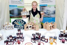 Do you love homemade jam? Pop down to Cathriona Walsh from Uncle Matts Farm shop at the Galway Food Festival. Photo by John Walsh