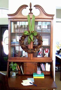 secretary wreath ; )