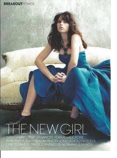 Vogue March 2012 Photographer: Norman Jean Roy Set Design: Mary Howard Studio