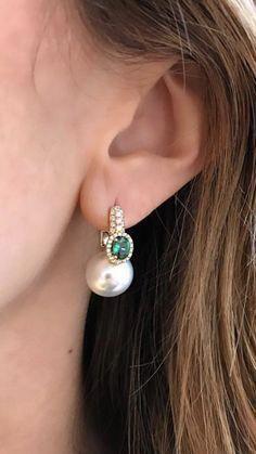 Wedding Earrings,Alloy Studs Earrings Wing Pearls Stud Earrings,Gemstone Studs Earrings,Bridesmaid Earrings June Birthstone Gift