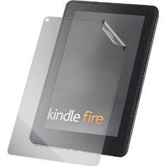 ZAGG invisibleSHIELD Protective Film for Amazon Kindle Fire