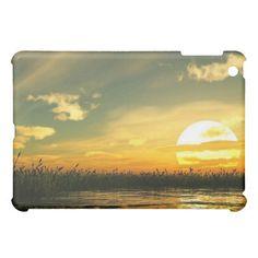 Sunset in Your Eye -  iPad Mini Case