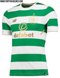 5122d9dd5 Celtic Home 2017-18 Jersey Celtic Fc