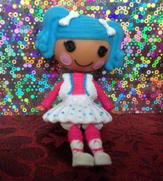 Mini Lalaloopsy doll Mittens Fluff N Stuff #Dolls