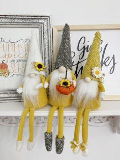 Handmade Christmas Decorations, Christmas Ornaments, Holiday Decor, Scandinavian Gnomes, Fall Decor, Creatures, Disney Characters, Gifts, Etsy
