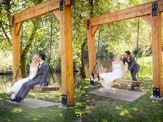 Cedar Springs, couple on a swing wedding portrait, Aubin Ahrens Photography Blog | Aubin Ahrens Photography - Part 3