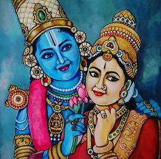 40 Most Stunning Radha Krishna Images - Vedic Sources Ganesha Painting, Ganesha Art, Krishna Art, Radha Krishna Sketch, Krishna Drawing, Lord Krishna, Radha Krishna Paintings, Radha Krishna Images, Pichwai Paintings