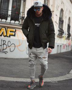 """Gefällt 5,273 Mal, 63 Kommentare - Philippe Gazar (@philippegazarstyle) auf Instagram: """"That's one of my favorite winter jackets """""""