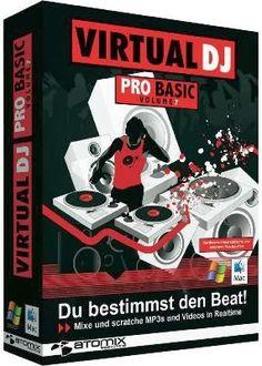 Download Virtual DJ Pro 7.4 PT-BR Ativado
