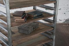 Industrial Royers Bakery Shelf Cart : Factory 20