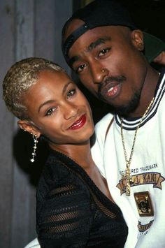 22 years ago today 2pac attended the screening of the movie Jason's Lyric. It featured an ensemble cast of actors such as Allen Payne, Jada Pinkett Smith, Bokeem Woodbine, Treach, Eddie Griffin Lahmard Tate, Lisa Nicole Carson and Forest Whitaker.  Photo: Tom Rodriguez  Outlawz fam--> DJ Daryl