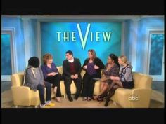 Rett Syndrome on 'The View' - Pinned by @PediaStaff – Please visit http://ht.ly/63sNt for all (hundreds of) our pediatric therapy pins