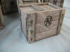 NEMO'S SECRET BOX handmade by former Disney by SleepyHollowEnt