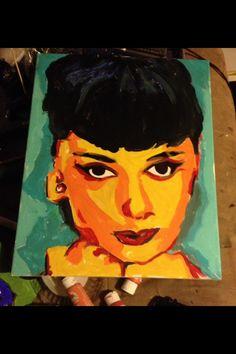 Audrey Hepburn (needs work)