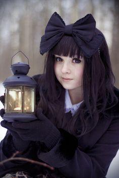 Winter Lolita by lightlanaskywalker