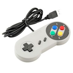 Aliexpress.com : Buy Hot selling !  Retro USB Controller Retro Super for Nintendo SNES USB Controller for PC for MAC Controllers SEALED from Reliable usb flash drive 256gb suppliers on Shenzhen YKS Ltd.