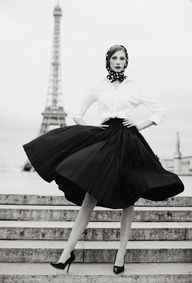 Paris vintage style. I'll just have to keep dreaming...