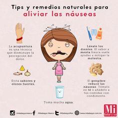 Combate las náuseas durante tu embarazo. #TipsMIB #Embarazo #Náuseas