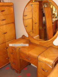 Antique Furniture On Pinterest Waterfalls Vanities And