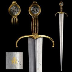 Northern Italian Type XV Sword, Early Fifteenth century Overall Length Blade Length