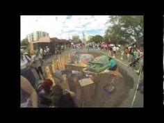 3D Chalk Art - Sarasota Chalk Art Festival - Tracy Lee Stum