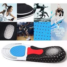 ReliefSole Plantar Fasciitis Insoles Free Shipping USA Stock