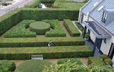 Christine Rochet-Jacob: More Piet Oudolf's: The Boon Family Garden