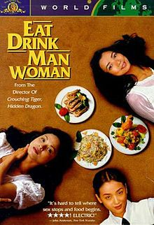 Eat Drink Man Woman is a 1994 Taiwanese film directed by Ang Lee and starring Sihung Lung, Yu-wen Wang, Chien-lien Wu, and Kuei-mei Yang. In 1994, the film received the Asia Pacific Film Festival Award for Best Film, and in 1995 it received an Academy Award Nomination for Best Foreign Language Film. The film inspired the 2001 remake Tortilla Soup.