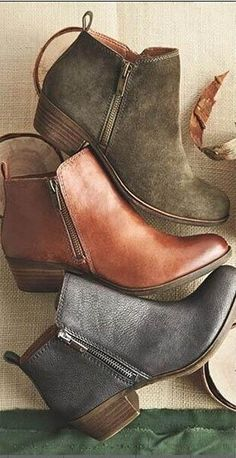 2018 Fashion Women Ankle Boots Sexy Low Heel High Boots Zipper Leather Shoes Size chart EU 35 = US 4 = 225mm EU 36 = US 5 = 230mm EU 37 = US 6 = 235mm EU 38 = US 7 = 240mm EU 39 = US 8 = 245mm EU 40 = US 9 = 250mm EU 41 = US10 = 255mm EU 42 = US11 = 260mm EU 43 = US12 = 265mm If you like loose, you can buy a larger size. High Quality, Fashionable & Comfortable. This Shoes is very fashion and popular. This is very popular design, we believe you will love it very much! Please reference our…