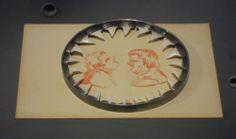 TERESA MILHEIRO-PT Bracelet: Untitled 2011 Silver, shark teeth, draw Jewel ( Teresa Milheiro) Draw (António Faria)