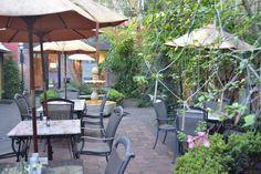 15 Orlando Restaurants with Secret Gardens and Courtyards