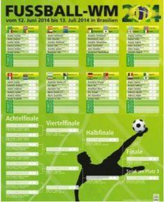 WM 2014 Spielplan » Beste-Wettquoten.com