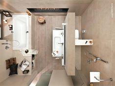 Die 255 Besten Bilder Von Bad Grundriss Bathroom Small Bathrooms