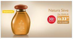 Lançamento de Natura Sève: o óleo desodorante hidratante corporal amêndoas doces proporciona hidratação intensa, deixa a pele macia e perfumada com toque seco e rápida absorção.