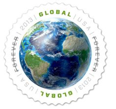 U.S. Postal Service announces Global Forever stamp