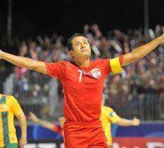 Beach Soccer: Victoire de Tahiti 9 buts à 2 face aux Australiens