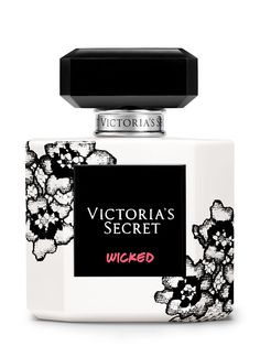 "Wicked Eau de Parfum Women - Designer Perfume Oils - Our Impression of Wicked Eau de Parfum by Victoria`s Secret ""So obsessed. A dark and edgy twist on the original Crush fragrance, starring notes of sensual black sugar, airy freesia and our exclusiv Perfume Hermes, Perfume Versace, Perfume Diesel, Perfume Gift Sets, Perfume Store, Perfume And Cologne, Lotions, Makeup Lips, Makeup Storage"