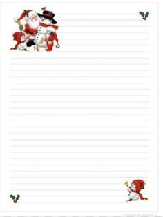 Christmas Letterhead, Christmas Stationery, Christmas Frames, Christmas Paper, Stationary Printable Free, Christmas Party Invitation Template, Printable Recipe Cards, Free Christmas Printables, Stationery Paper