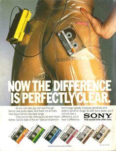 Designspiration 懐かしい! カセットテープ!