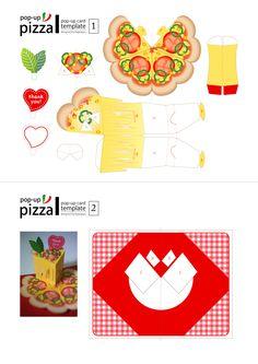 Kirigami Patterns, Kirigami Templates, Pop Up Card Templates, Origami And Kirigami, Paper Cards, Folded Cards, Pop Out Cards, Pop Up Art, Paper Pop