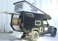 Jeep ActionCamper - Whether you want to escape with a ...
