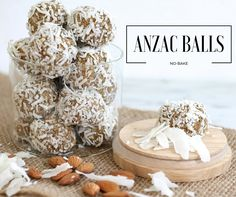 Delicious No-Bake Anzac Bliss Balls PLUS Win A Chelsea Prize Pack