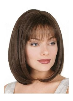 Bob Style Remy Human Hair Full Lace Wig