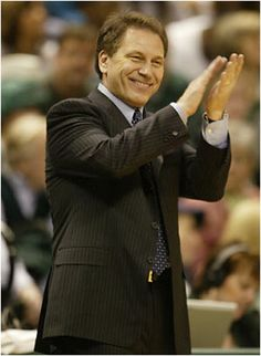 Admittedly, this isn't typical for our news flow, BUT...c'mon, it's Tom Izzo.