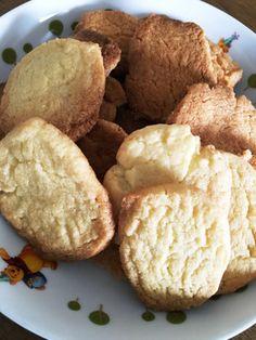 サクうま☆簡単塩バタークッキー