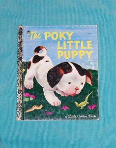 Nostalgia - pokey little puppy