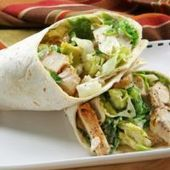 Chicken Caesar Salad Lunch Wraps – Recipes for Healthy Living by the American Di… Kylling Caesar Salad Lunsj Wraps – Oppskrifter for sunn livsstil av American Diabetes Association® Chicken Ceaser Wraps, Chicken Ceasar Salad, Caesar Salad, Ceasar Chicken Wrap, Chipotle Chicken, Chicken Wrap Recipes, Cooking Recipes, Healthy Recipes, Cooking Ideas
