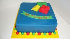 Lego - Birthday Cakes - TipsyCake Chicago