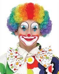 clown makeup simple - Google Search